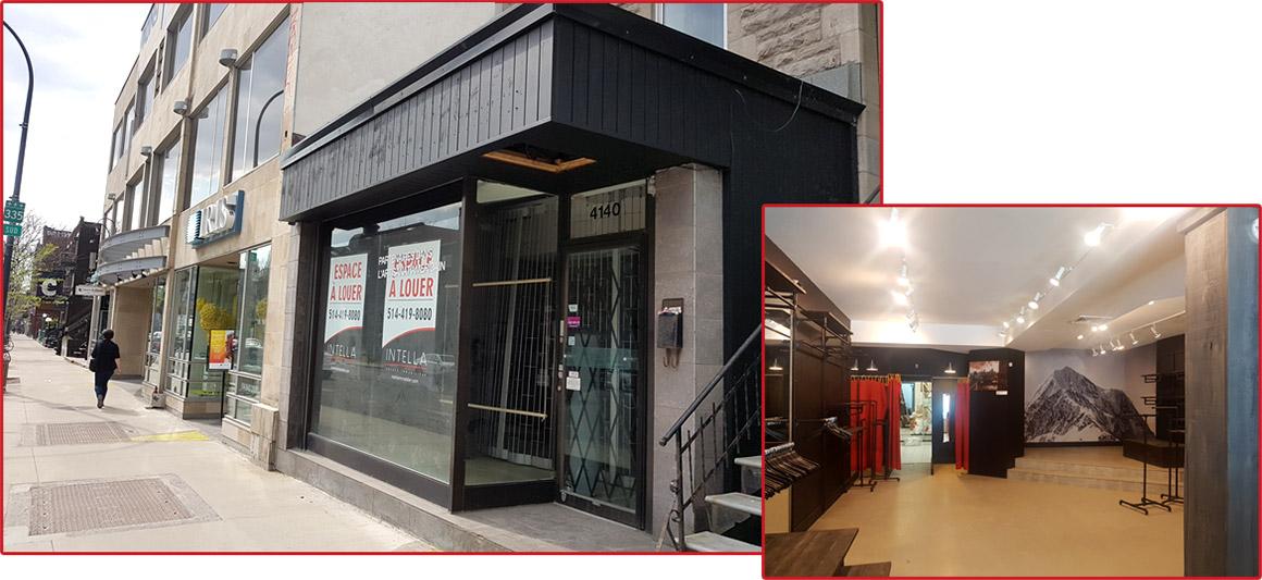4140 rue St-Denis, Plateau Mont-Royal, Montréal - Intella