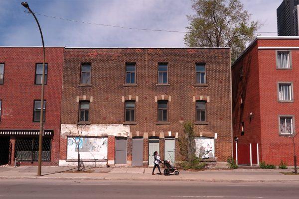 1381-1383 et 1385-1387 rue St-Jacques, Montréal (QC)