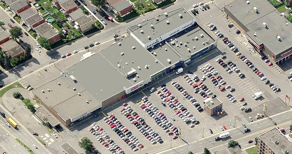 Place Levasseur - 5610-5634 boul. Henri-Bourassa E., Montréal Nord (QC)